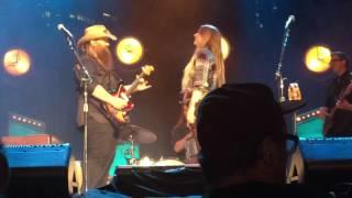 Chris Stapleton live in Nashville - You Are My Sunshine