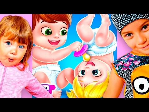 Мультики игры для девочек и для мальчиков