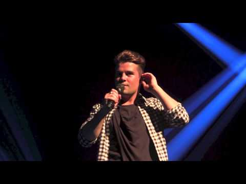 Joe McElderry - Juke Box Joe - Lyric Theatre - Carmarthen