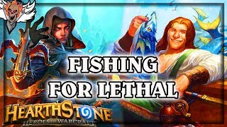 Fishing for Lethal 🍀🎲 ~ Hearthstone The Boomsday Project