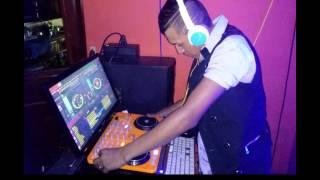 AMOR DE POBRES REMIX  BAYRON CAICEDO DJ PACO