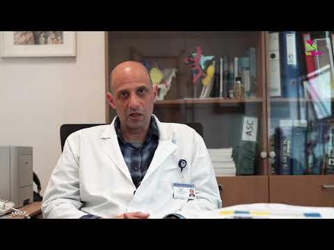 """על כירורגיה בימי קורונה - ד""""ר גיא להט מנהל משותף של החטיבה הכיררורגית באיכילוב"""
