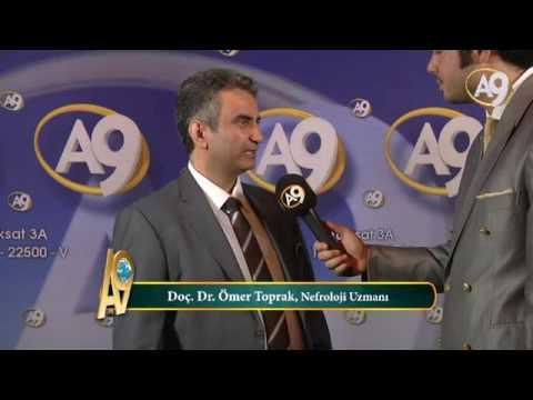 Doçent Dr. Ömer Toprak, Nefroloji Uzmanı
