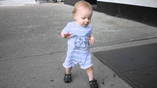 Asher Hits the Street - 07-24-2010