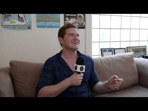 Danger 5's Sean James Murphy talks about playing Tucker in Series 2