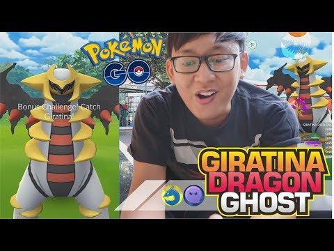 POKEMON LEGENDARIS GIRATINA DATANGGG !!! INI CARA NANGKAPNYA !! 「Pokemon GO Indonesia」 thumbnail