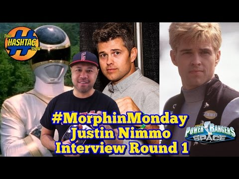 Justin Nimmo  Round 1  Power Rangers in Space  Morphin' Monday