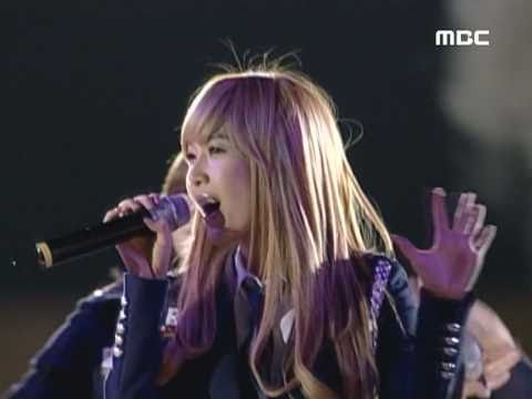 SNSD - Way To Go @ Chungnam Sports Festival 1/3 Oct29.2009 GIRLS' GENERATION 720p HD