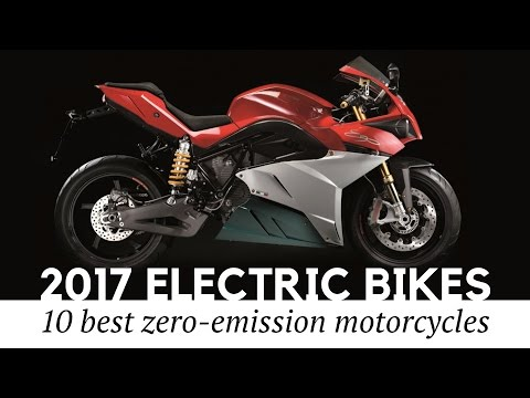12 Best Electric Motorcycles to Buy in 2017 Prices and Technical Specs Compared