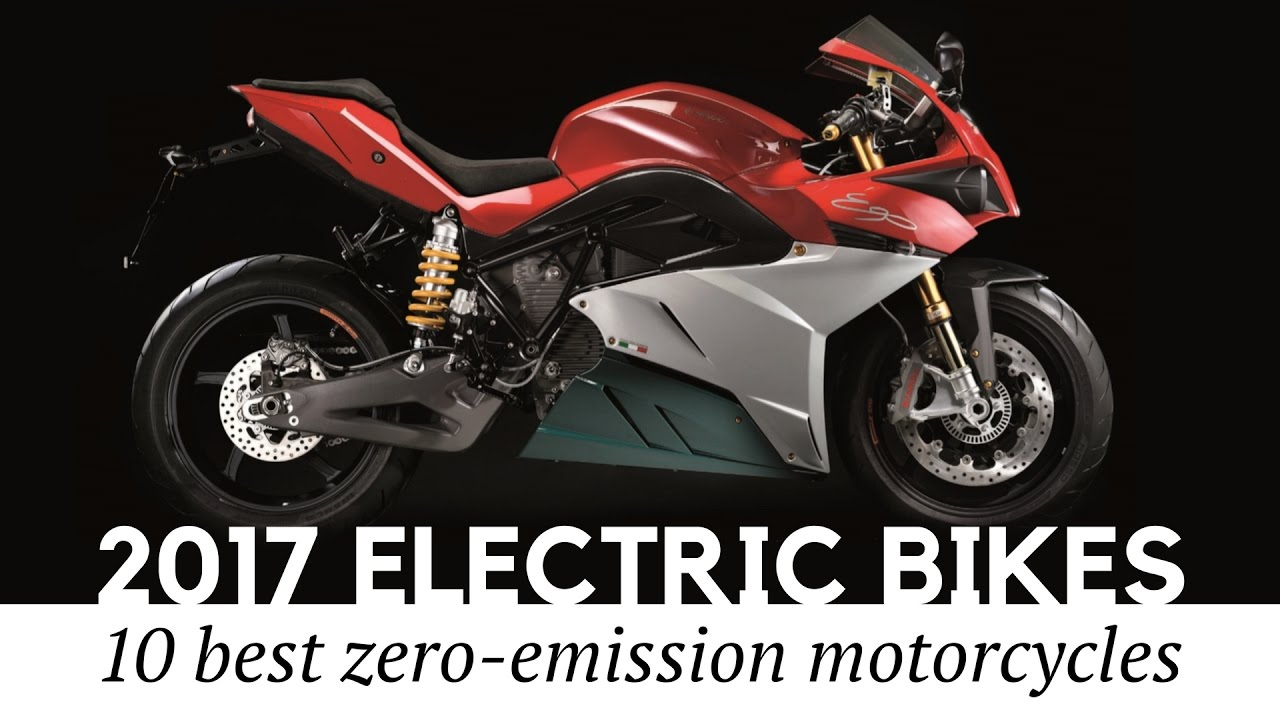 12 Best Electric Motorcycles To In 2017 Prices And Technical Specs Compared