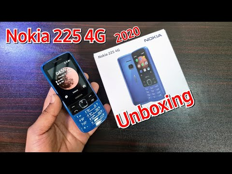 Nokia 225 4G (2020) Unboxing & First impression !