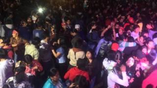 """Grupo """"MAYAS"""" 2015/10/31 en San Miguel de Cotacachi (Corazón ) D.R.A"""