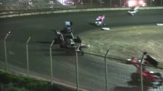 Kennedale Speedway Park Sprint Car Feature