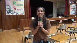 仁濟醫院靚次伯紀念中學 - 學會活動推廣日- 跳舞學會宣傳