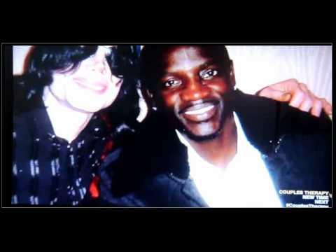 Akon talks about working with Michael Jackson