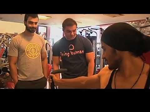 Sohail khan's gym tips