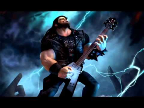 Brutal Legend - Holiday/So Frial (Scorpions/Mirrorthrone)