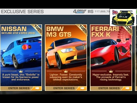 Real Racing 3 BMW M3 GTS Gameplay Indianapolis Speedway RR3