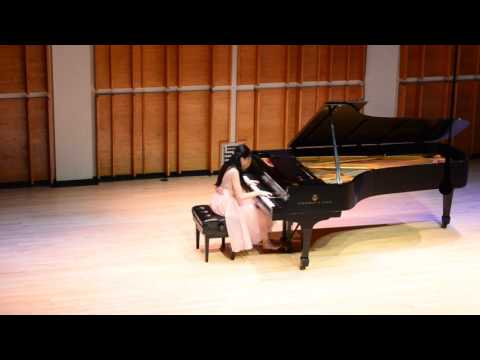 NYMA Merkin Hall: Peng Lin
