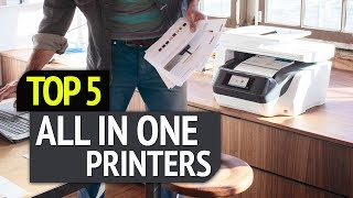 TOP 5: Best All In One Printers 2019