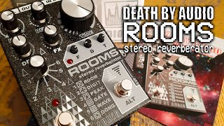 Death by Audio | Rooms | VIDEO REVIEW [NO TALK / ONLY TONES]