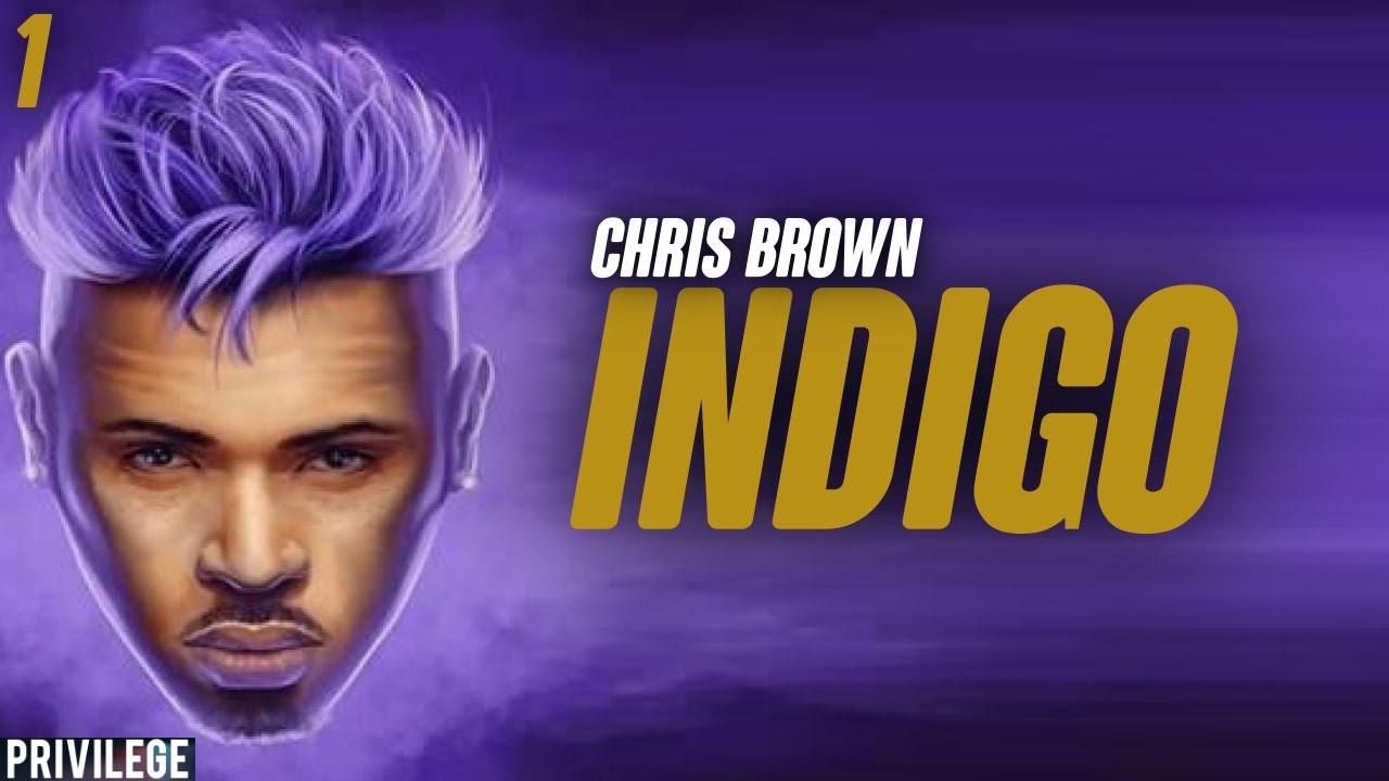 Chris Brown - Indigo (Lyrics)