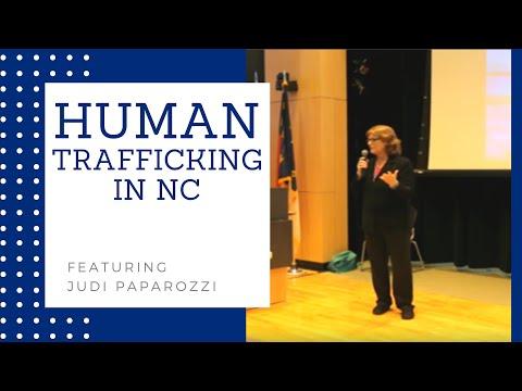 Human Trafficking in NC (11/27/18) Mp3