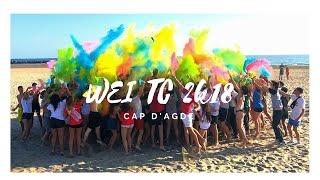 WEI TC 2018 - CAP D'AGDE
