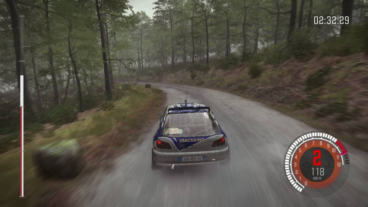 dirt rally peugeot 306 maxi kit car germany gameplay. Black Bedroom Furniture Sets. Home Design Ideas