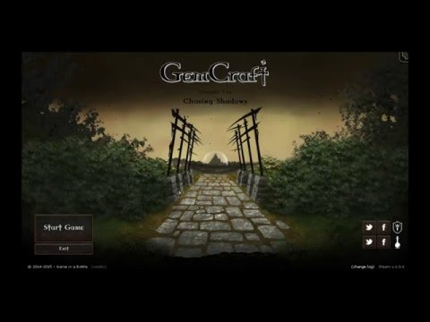 GemCraft-Chasing Shadows | Cheap Steam Games #9 |