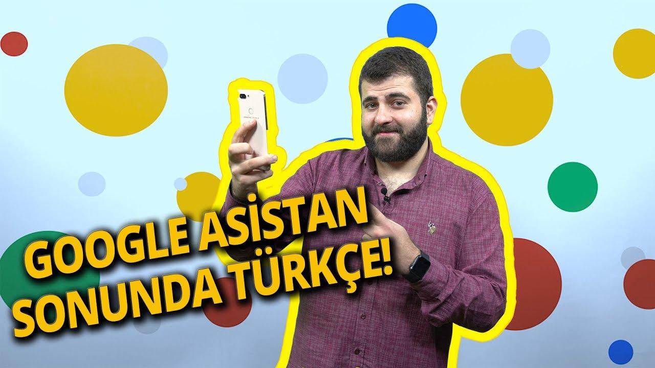 Karşınızda Türkçe Google Asistan! - Asistan'a Siri'yi sorduk yazı tura attırdık!