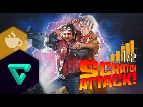 CAFÉ: El futuro de Scratch Attack! (1/2)