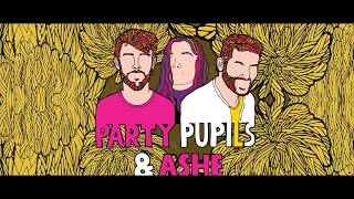 Party Pupils & Ashe - Love Me For The Weekend (Lyric Video)