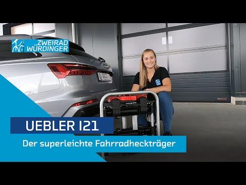 Der UEBLER I21 Fahrradheckträger - Ein Erklärvideo