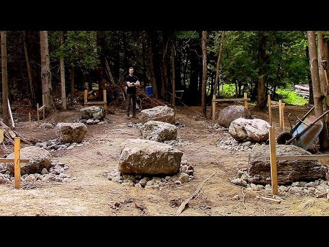 Download Log Cabin on a Budget- Ep 8- The Big Dig / Foundation