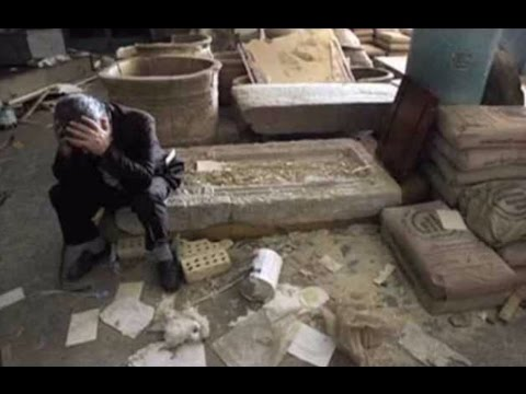 Erasing Memory: The Cultural Destruction of Iraq (Shocking and Awful Program 6)
