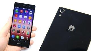 Review: Huawei Ascend P7 (Deutsch)