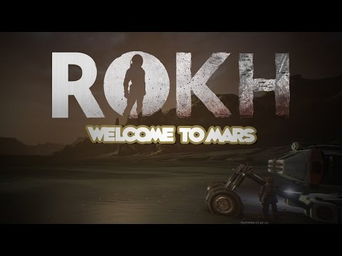 ROKH | Welcome to Mars | Space Survival Game