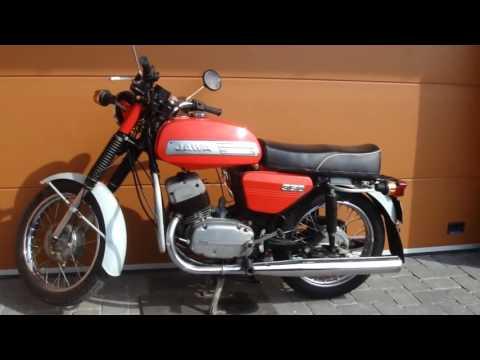 Полная история мотоциклов Ява