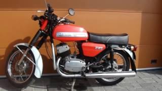 Повна історія мотоциклів ''Ява''