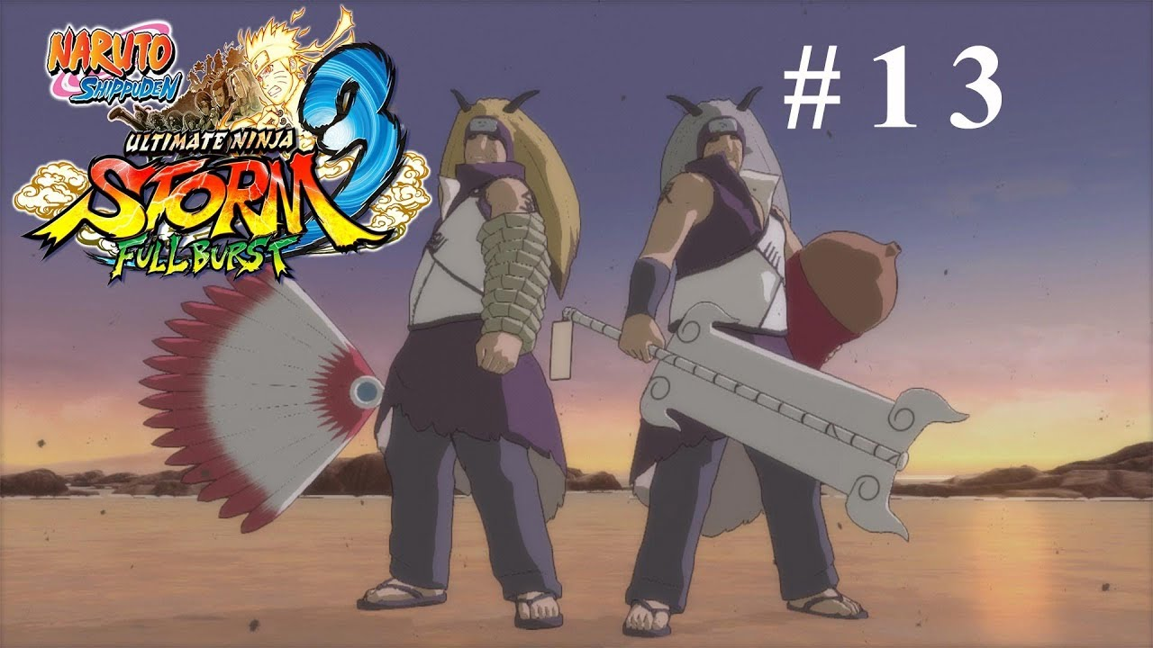 The Gold And Silver Brothers I Naruto Shippuden Ultimate ...