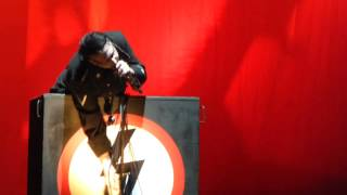 Marilyn Manson Live - Antichrist Superstar - Gilford, NH (June 20th, 2013) Meadowbrook [1080HD]