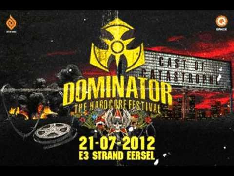 Bass-D @ Dominator 2012 (Liveset)