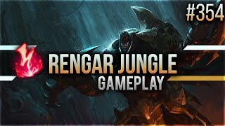 Rengar (Jungle): Tilted Toplaner #354 [Lets Play] [League of Legends] [German / Deutsch]