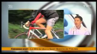 Le 7/8 - La fête du Vélo à Saint-Quentin