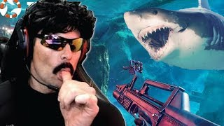 DrDisRespect Playing Last Tide *New Underwater Battle-Royale Game* For the First Time (8/27/18)