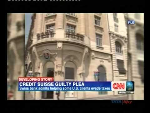 Credit Suisse pleads guilty to criminal charges
