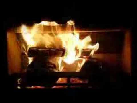 Virtual fireplace  YouTube