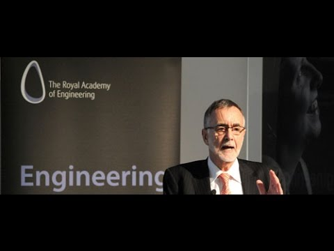 2011 New Year Lecture - Sir Richard Feachem - Royal Academy of Engineering