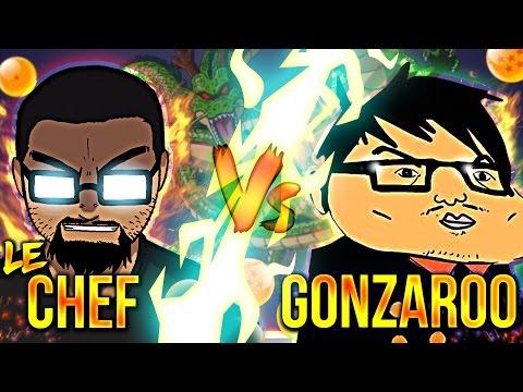 CONNAIS-TU DRAGON BALL ? | LE CHEF OTAKU VS GONZAROO